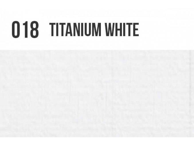 titanium white 018