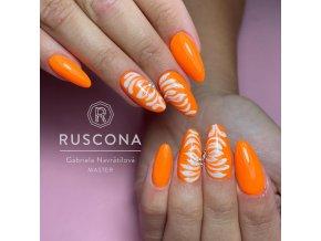 173 neon mandarine