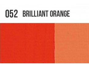 Brilliant Orange -  polycolor barva