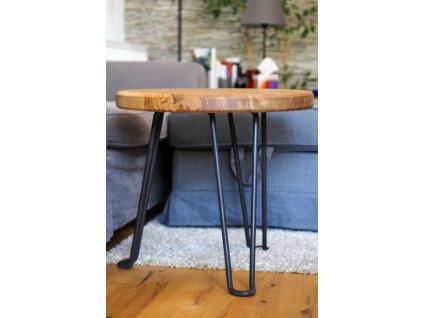 Konferenční stolek Rustik  + doprava zdarma