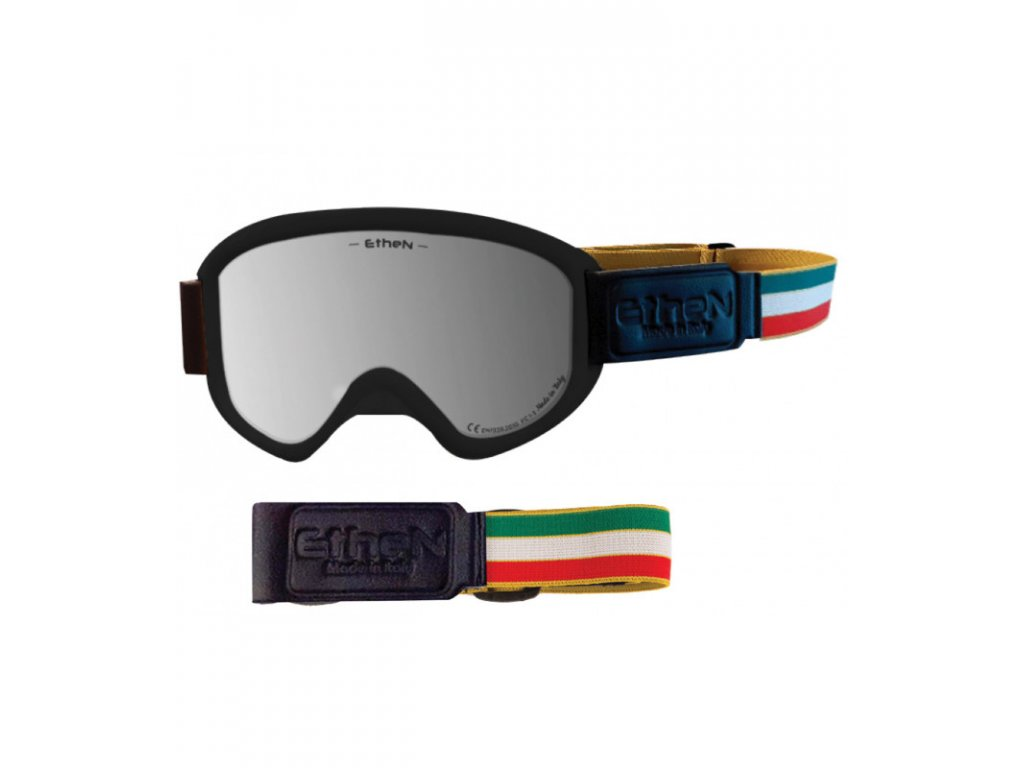 Bobber BOBB01 motocyklové okuliare Italy s fotochromatickým sklom