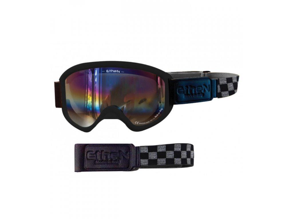 Bobber BOBB03 motocyklové okuliare s fotochromatickým sklom