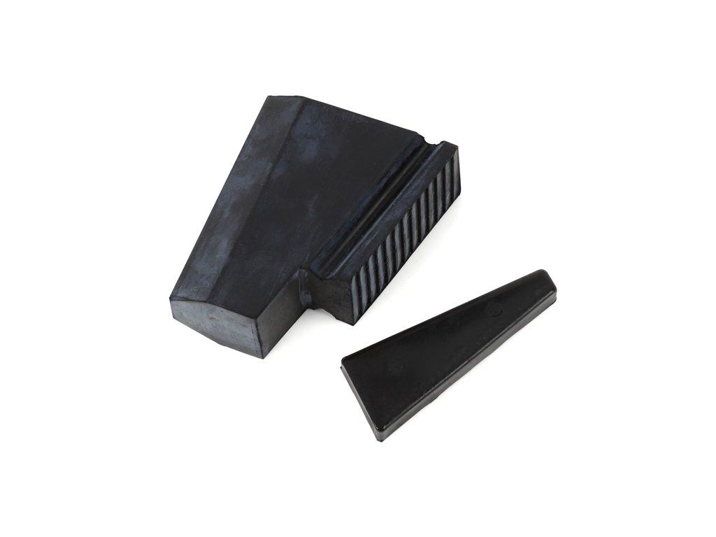 DRC Hybrid ALU rampa - náhradná gumová pätka