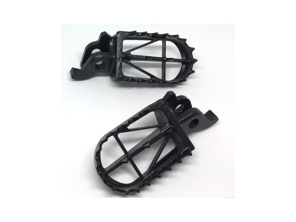 DRC Stupačky široké 50mm CrMo CRF250/450'02-,CRF150R'07-,CR125/250'02-,CRF250L,CRF450L'19-