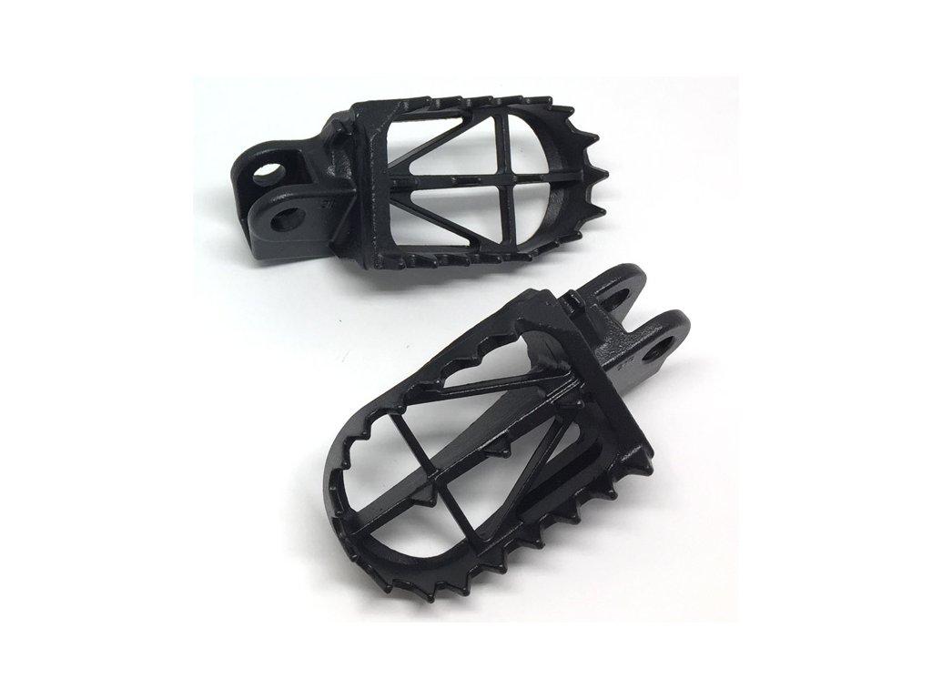 DRC Stupačky široké 50mm CrMo DRZ400R/S/SM,RMX-250R/S,RM125/250'91-'02