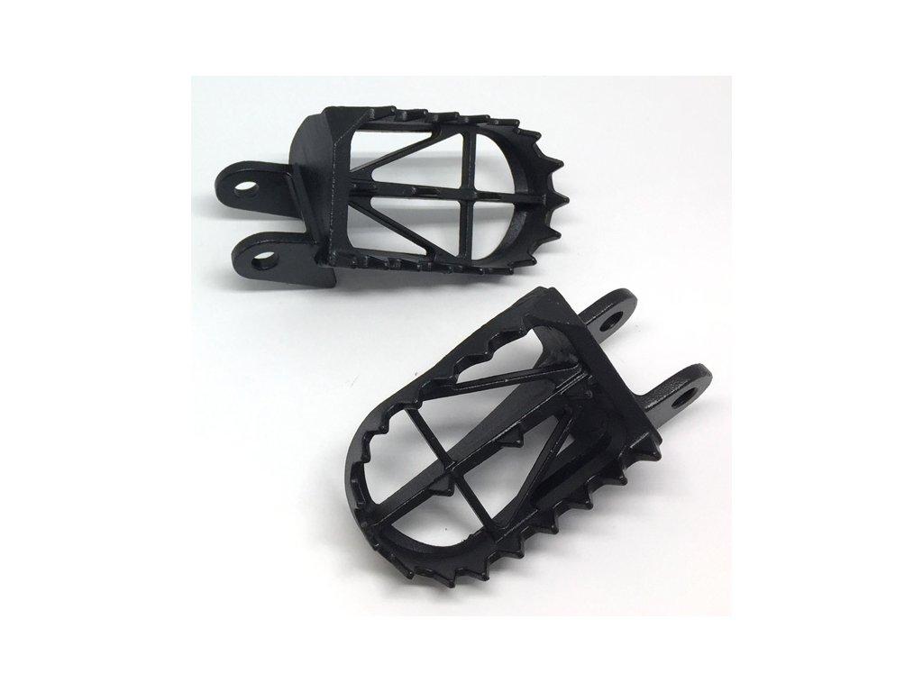 DRC Stupačky široké 50mm CrMo KLX250/300/D-TRACKER