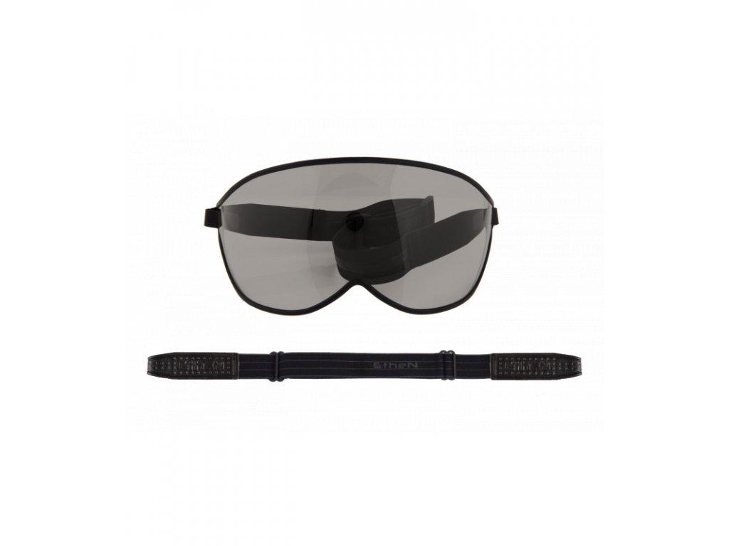 Visor motocyklové okuliare s tmavým sklom VISOR06