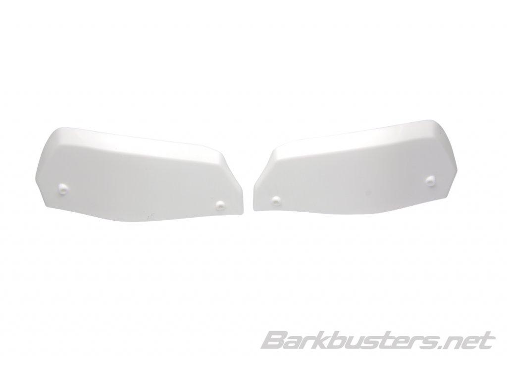 Barkbusters VPS deflektor - sada 2ks - biele