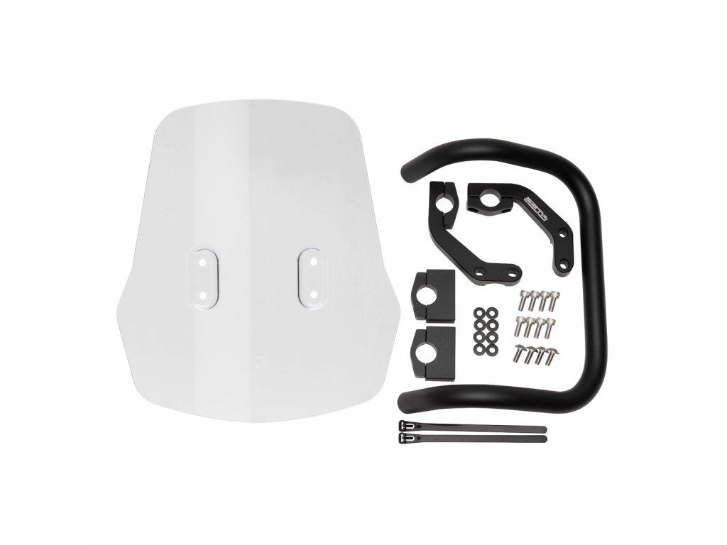 ZETA ADV ochranné plexi kit CRF250L/M