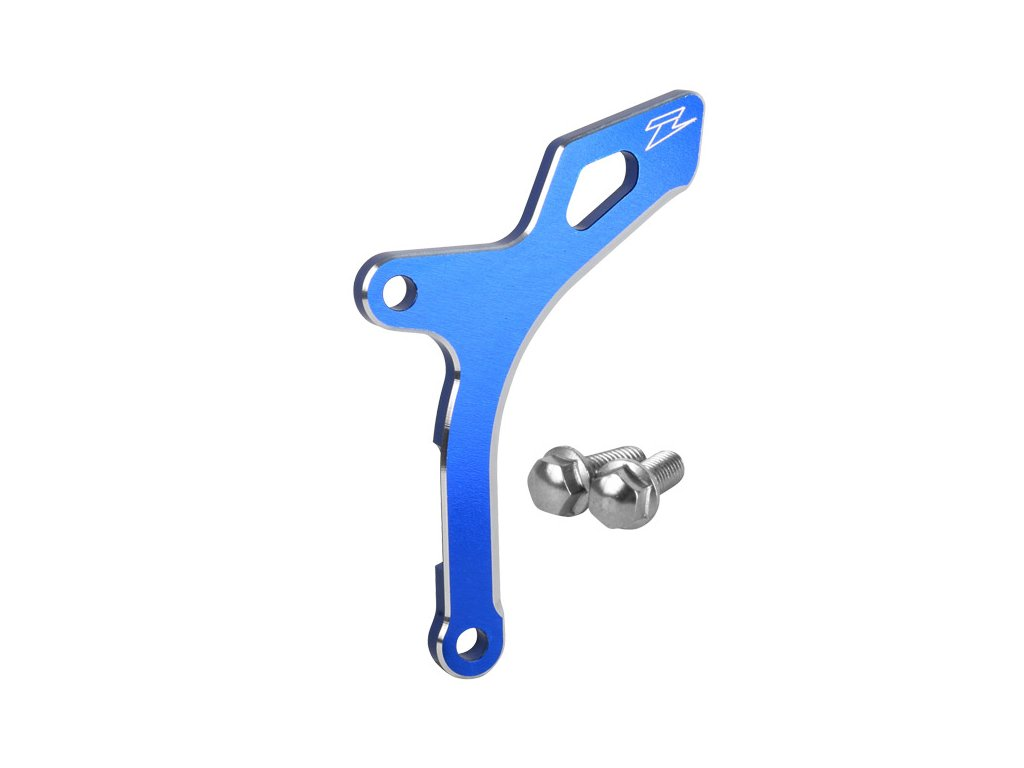 ZETA ALU kryt reťazového kolečka CaseCover YZ250'06-, YZ250X'16- modrý