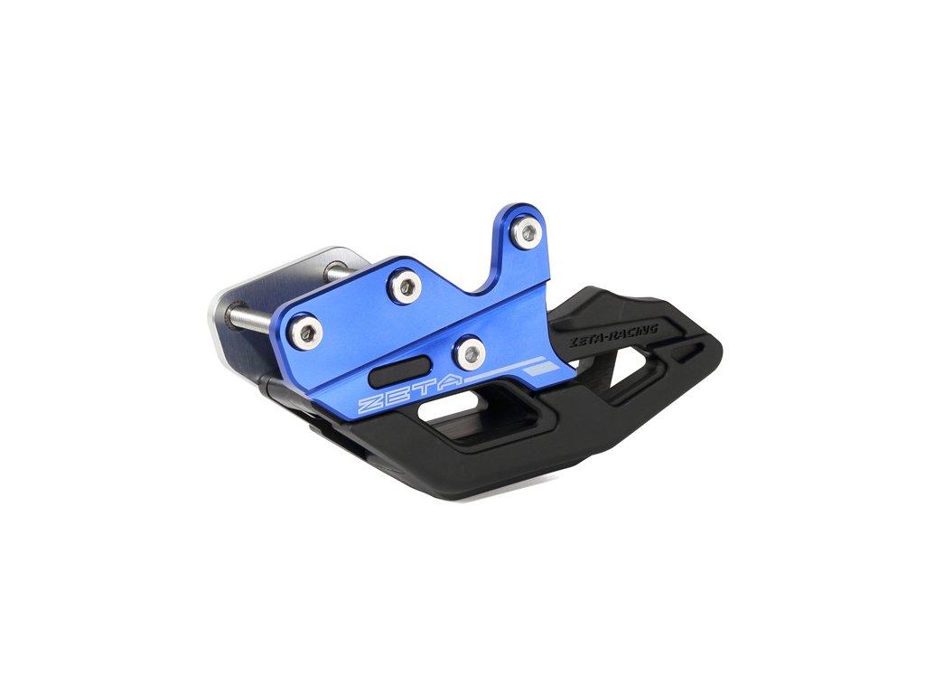 ZETA ALU vodítko reťaze WR250R/X modré