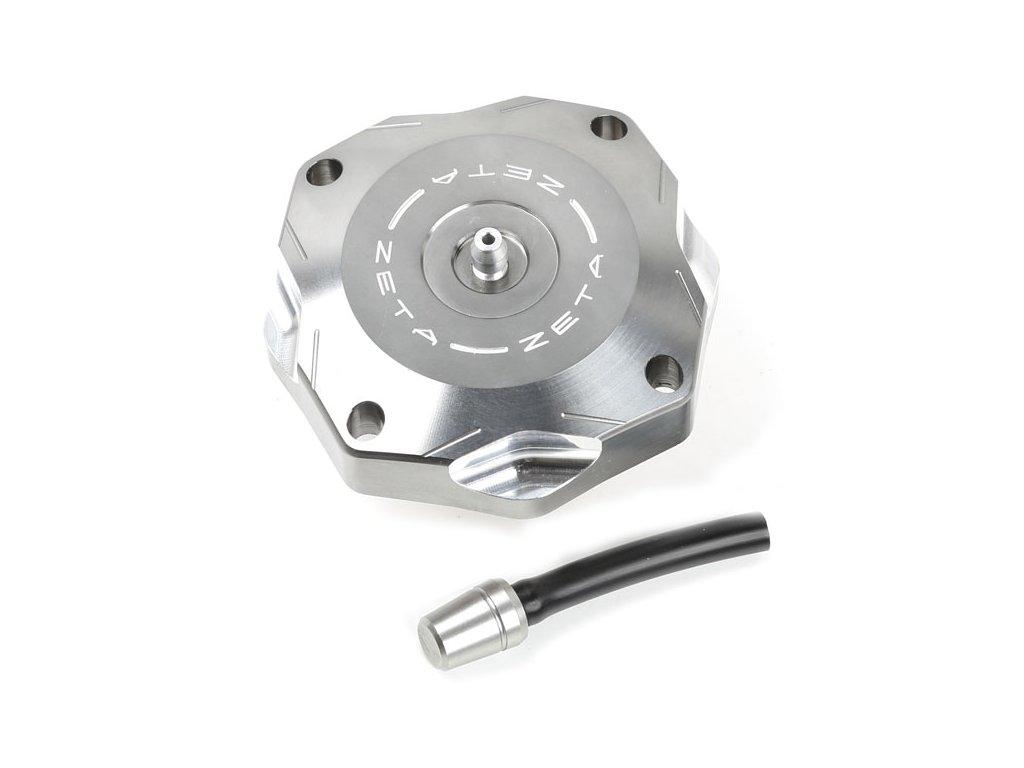 ZETA ALU zátka nádrže XR230/250/400,CRM250 TI-Color