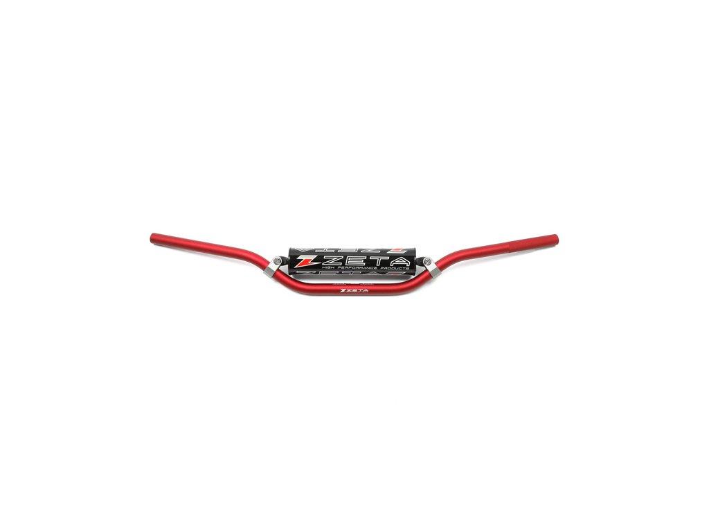 ZETA CX Riadidlá 22,2mm MX-123 Červené