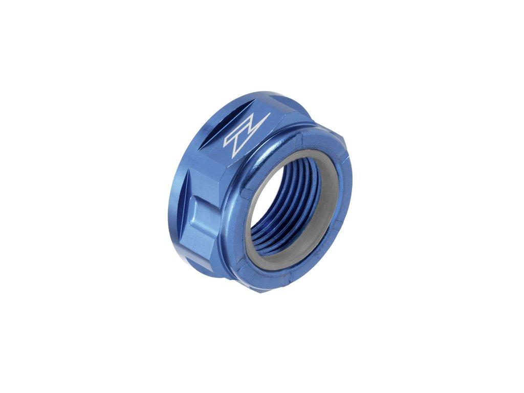 ZETA Hliníková matica osky M20x30-P1.5 H13L H-Modrá