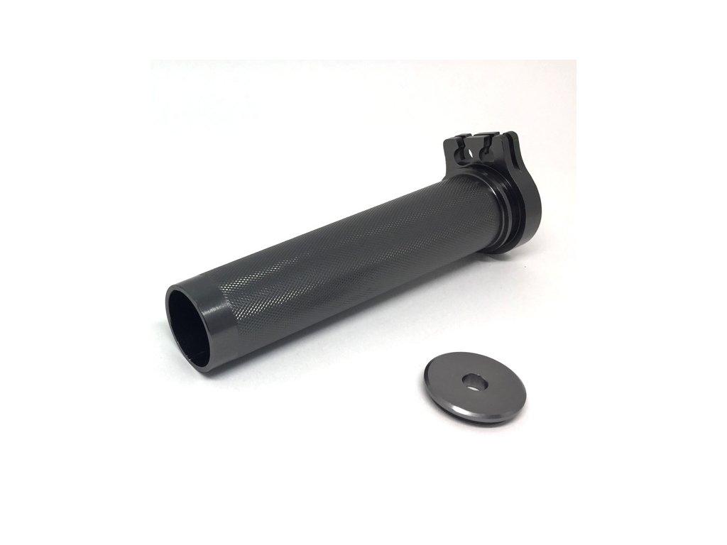 ZETA Hliníková rukoväť plynu STD CRF150R '07-