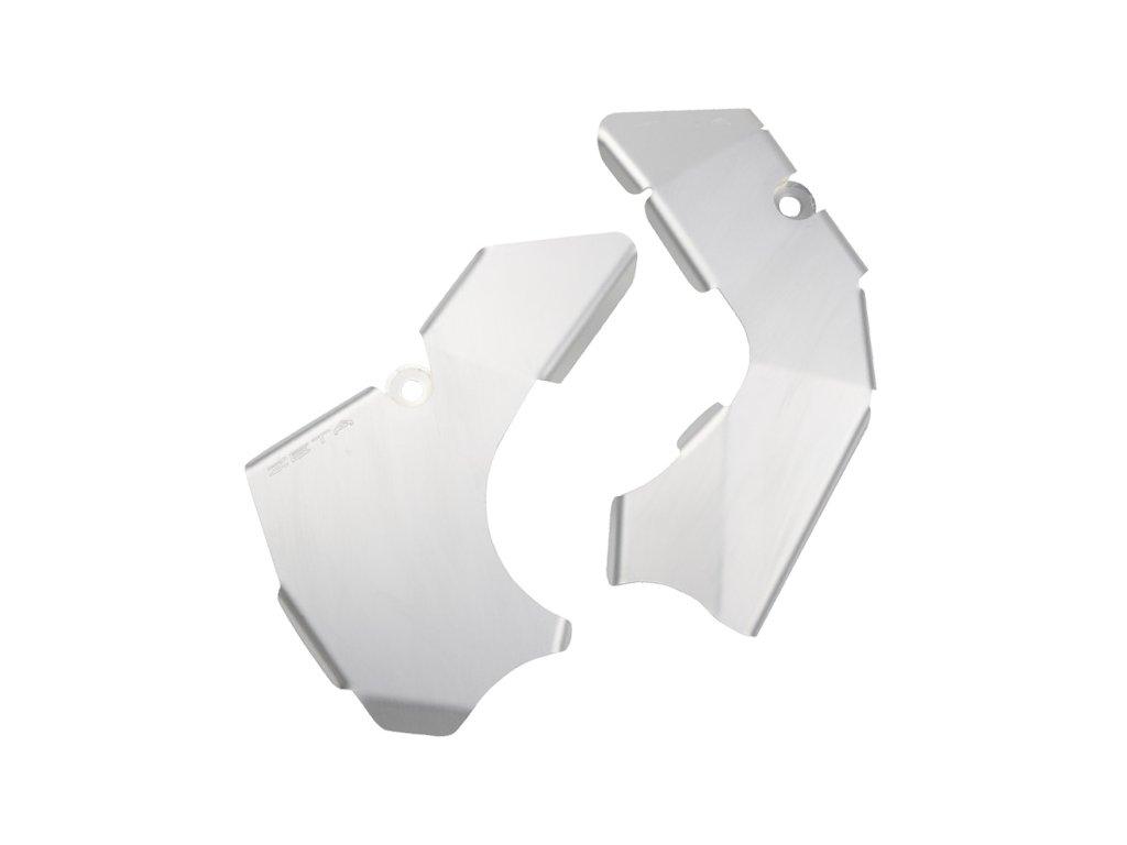 ZETA hliníkový kryt rámu-sada CRF250R '14-17,CRF450 '13-16