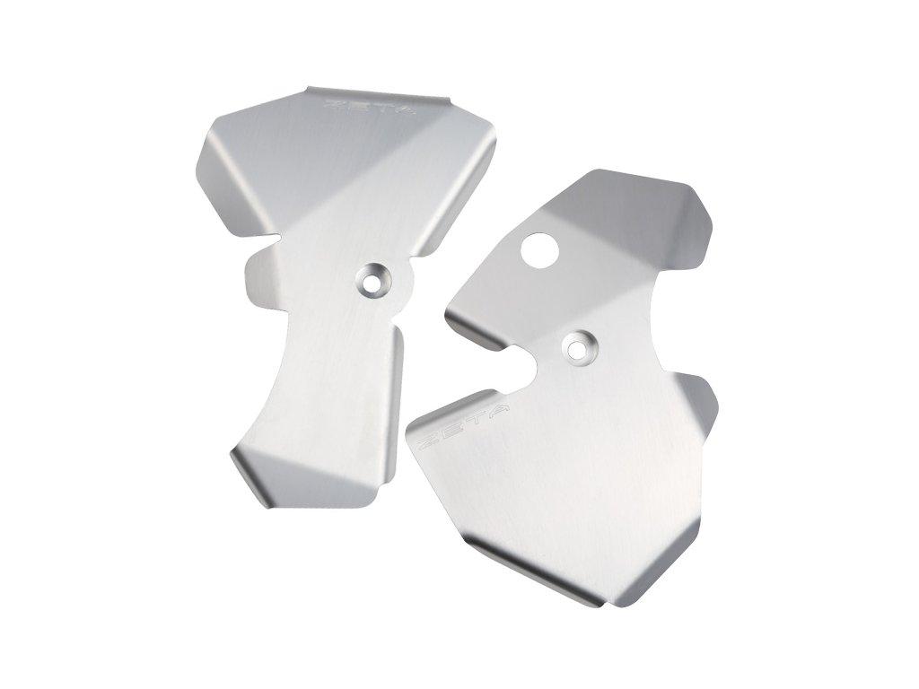 ZETA hliníkový kryt rámu-sada RMZ250'10-15