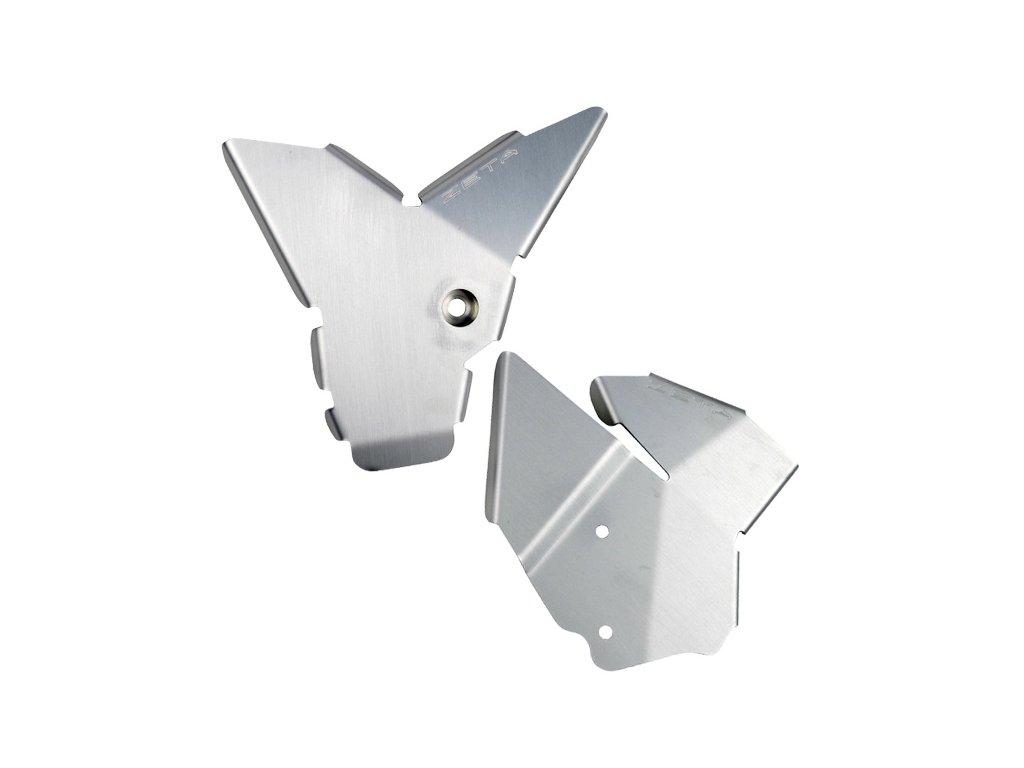 ZETA hliníkový kryt rámu-sada YZ125/250