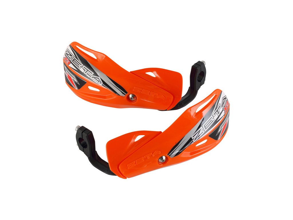 ZETA Impact X3 kryty rúk oranžové