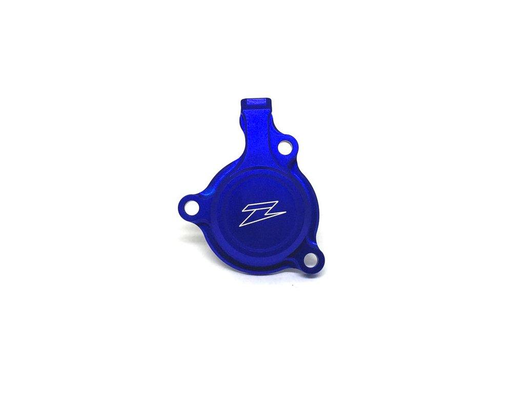 ZETA kryt olejového filtra WR250X/R'07- modrý