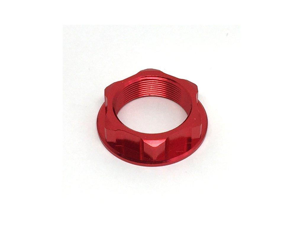 ZETA Matica krku riadenia M26x32-P1.0 H10 Červená