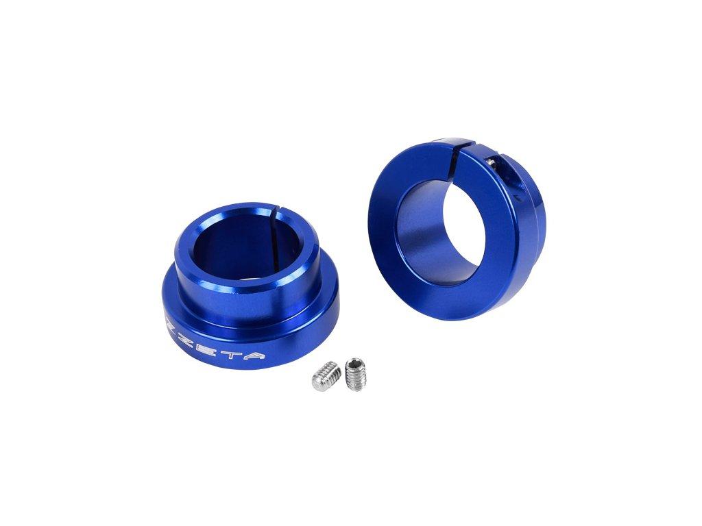 ZETA ochranny kryt spodnej časti tlmičov - modrý