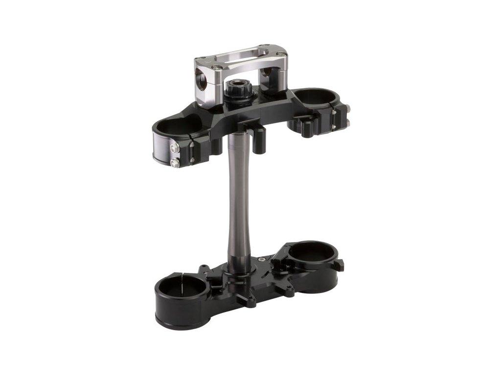 ZETA Okuliare - držiak vidlice Kit SX WR250R/X 3mm OffSet Čierny