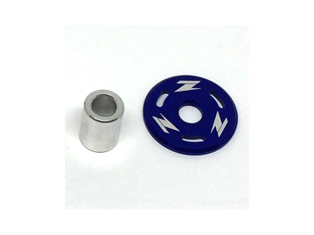 ZETA Podložka pod skrutku nádrže RMZ250'07-18, RMZ450'08-17 modrá