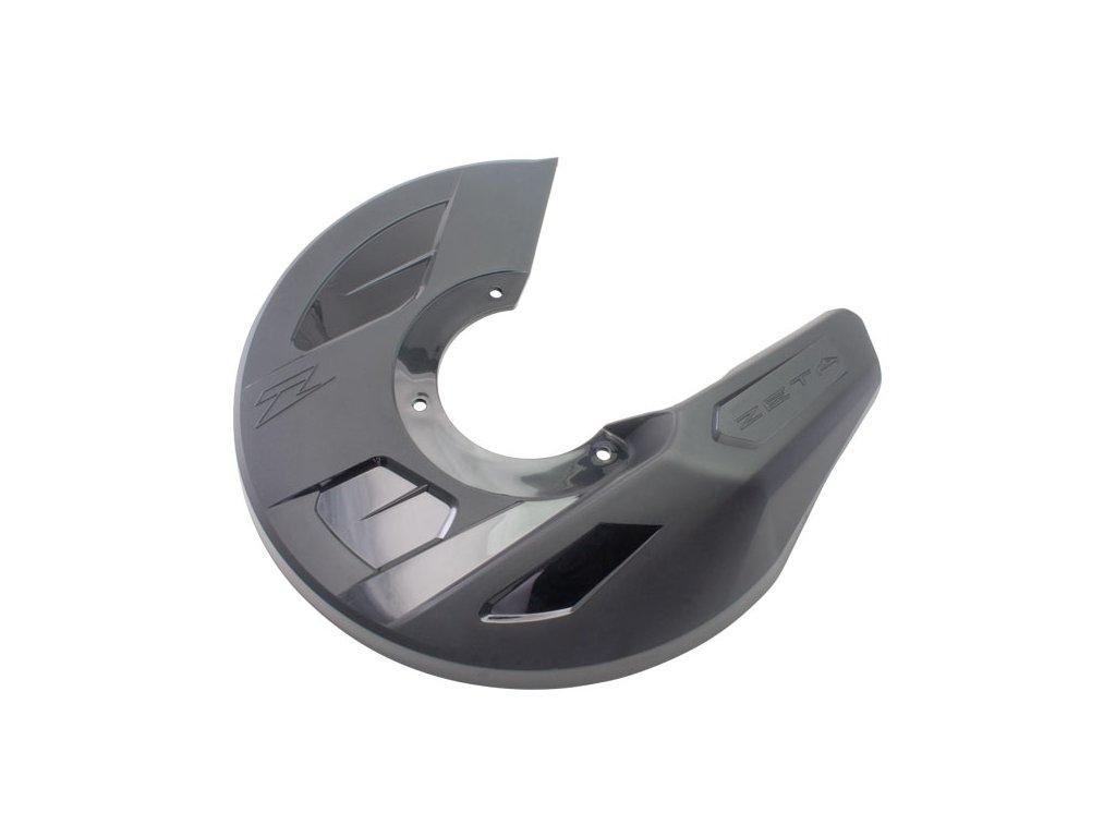 ZETA Pro kryt predného kotúča 270mm čierny