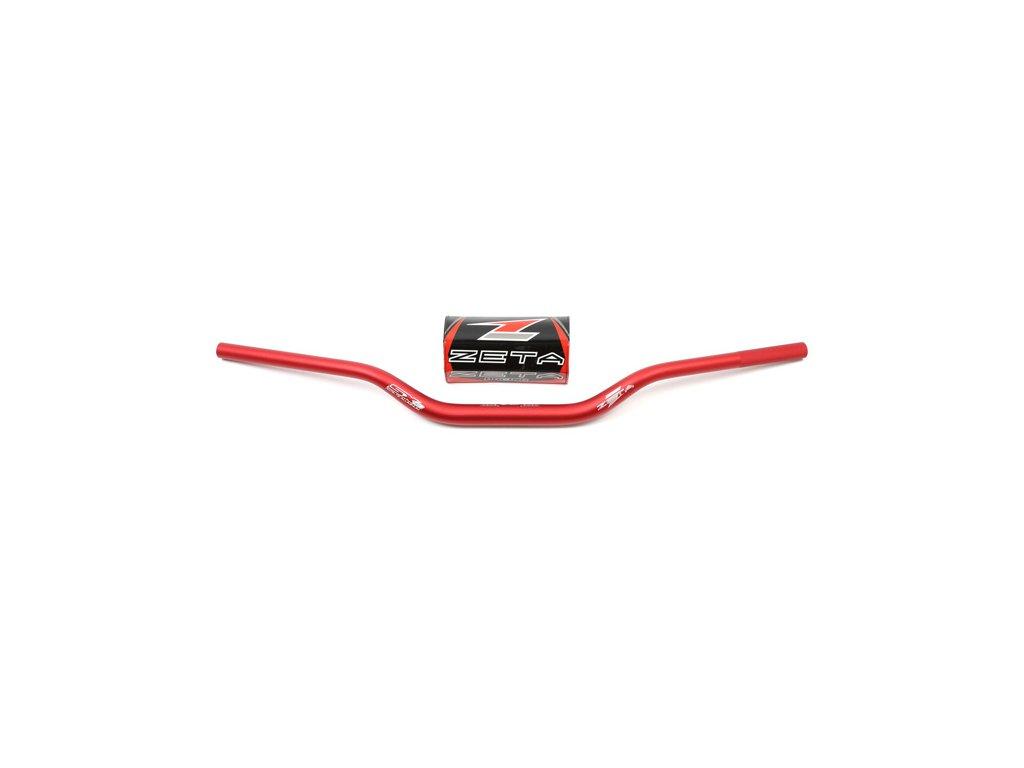 ZETA Riadidlá SX-3 28,6mm MX-313 Červené
