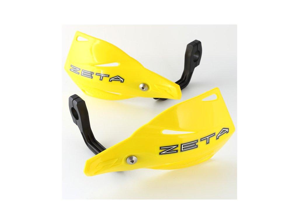 ZETA Stingray kryty rúk reflex žlté