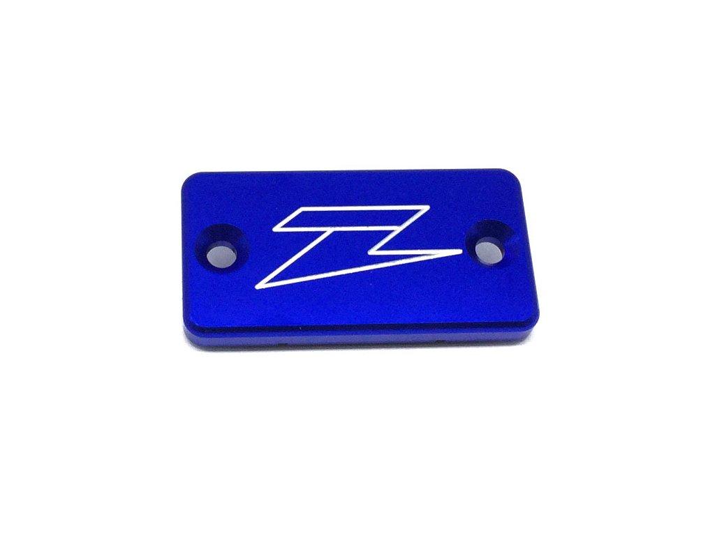 ZETA Víčko nádobky prednej brzdy RM/RMZ, YZ/YZF-'07, KX/KXF Blue