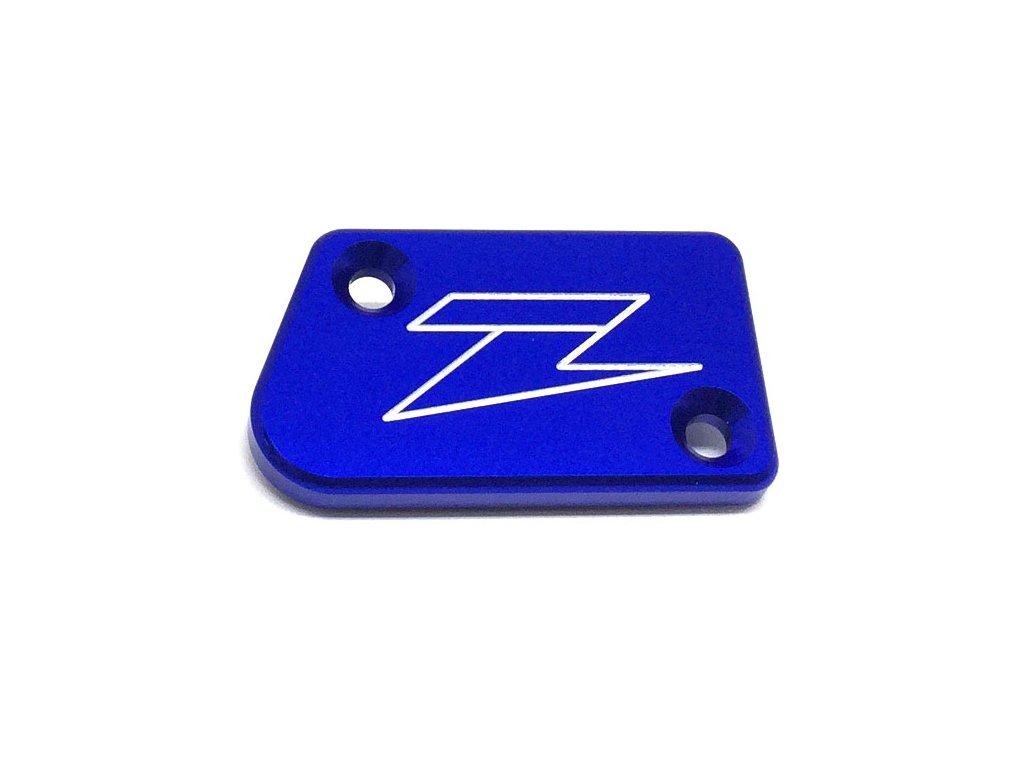 ZETA Víčko nádobky prednej brzdy YZ250F'07-, YZ/YZF'08- Blue