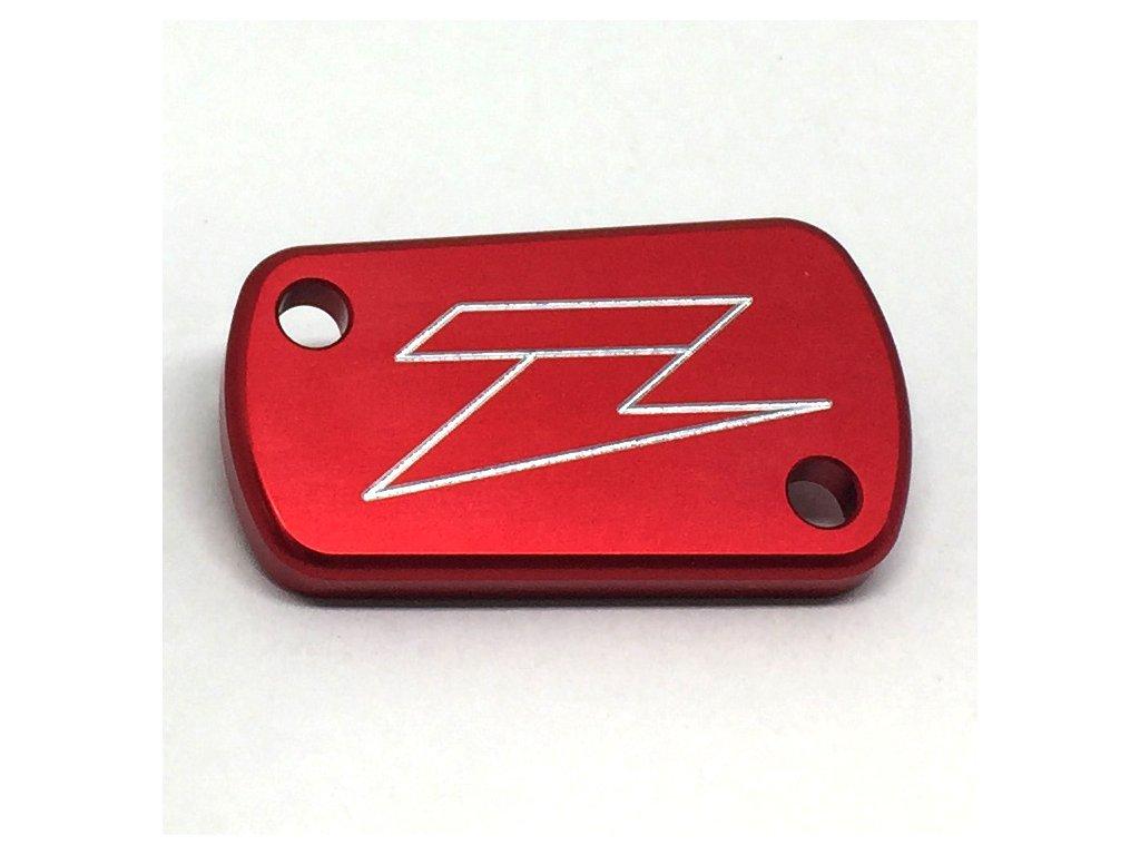 ZETA Víčko nádobky zadnej brzdy RM/RMZ, KX/KXF červené