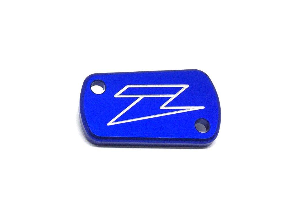 ZETA Víčko nádobky zadnej brzdy RM/RMZ, KX/KXF modré