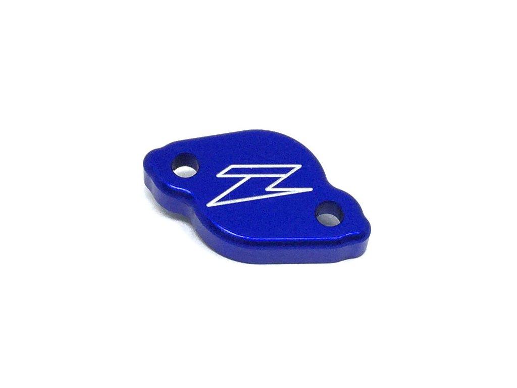 ZETA Víčko nádobky zadnej brzdy YZ/YZF, WRF, WR250R/X, XT250 modré