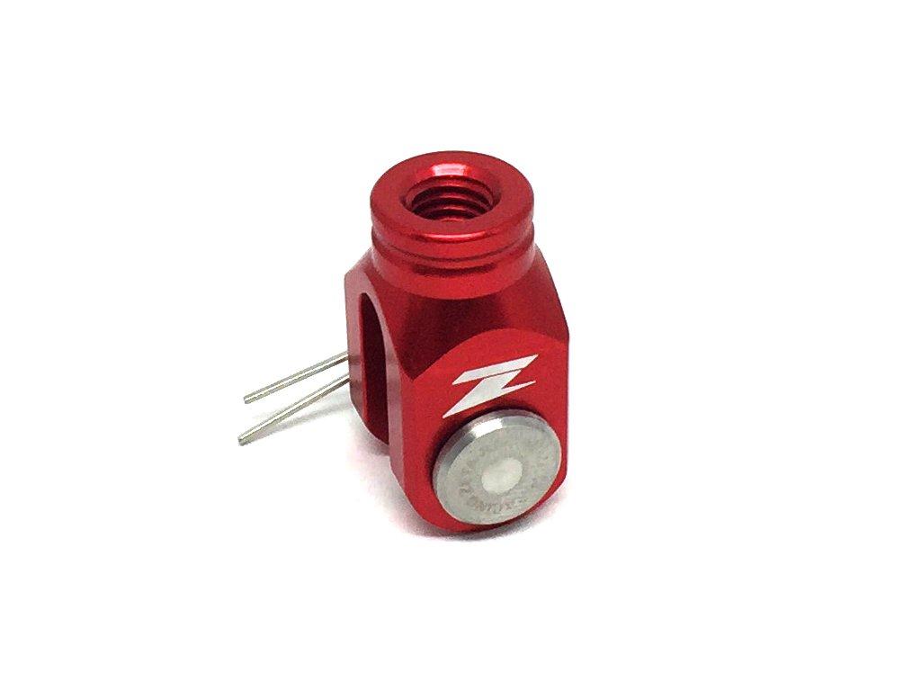 ZETA Vidlička zadnej brz.pumpy CRF250L,XR/230/250/400/650 červená