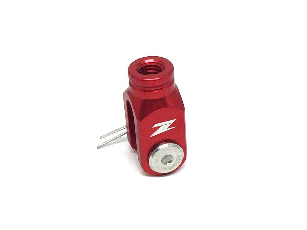 ZETA Vidlička zadnej brz.pumpy KX,KLX,RM,DRZ400 červená