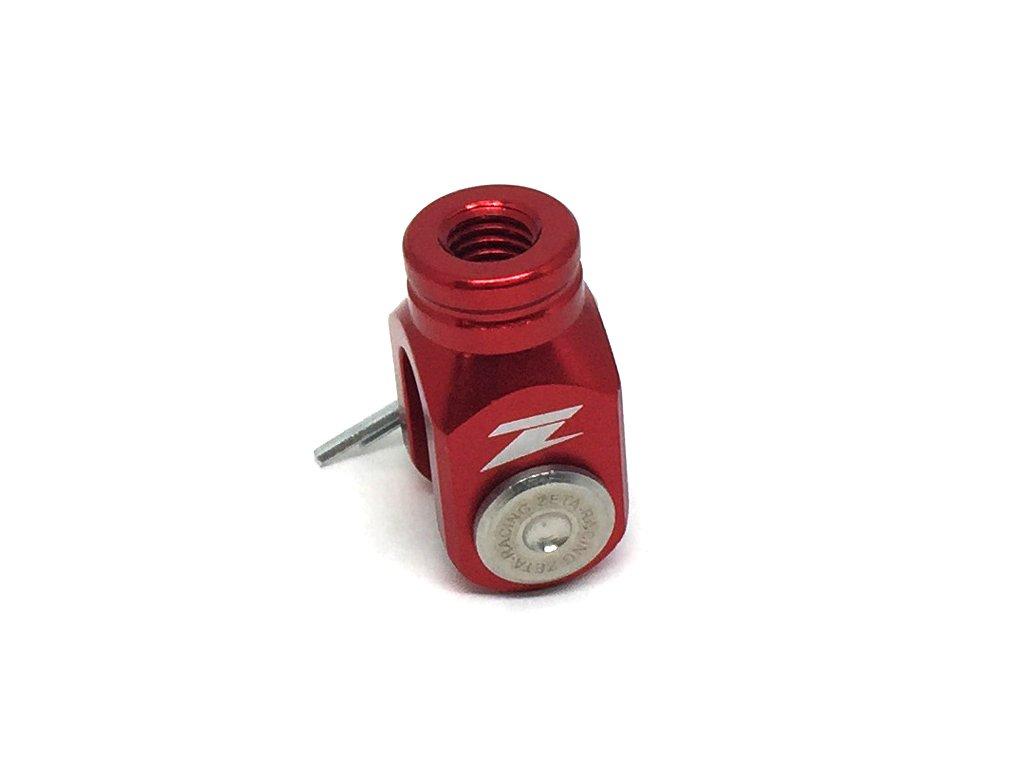 ZETA Vidlička zadnej brz.pumpy KX250/F04-, KX450/F'06- červená
