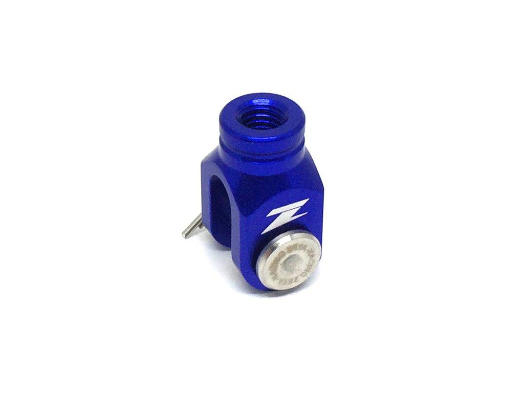 ZETA Vidlička zadnej brz.pumpy KX250/F04-, KX450/F'06- modrá