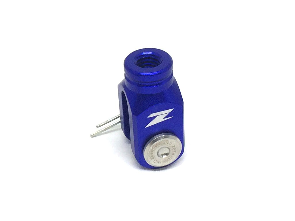 ZETA Vidlička zadnej brz.pumpy Serow225/250,TRICKER modrá