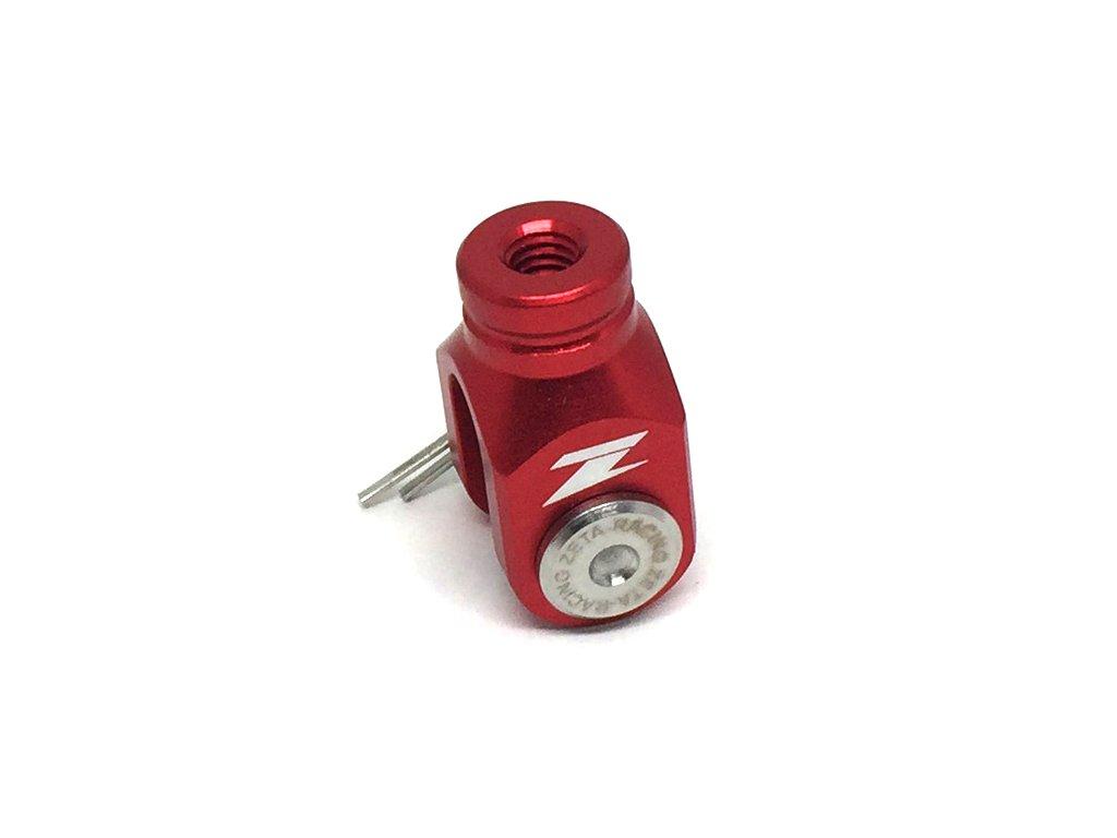 ZETA Vidlička zadnej brz.pumpy YZ/YZF,RMZ250'07-, RMZ450'05-17 červená