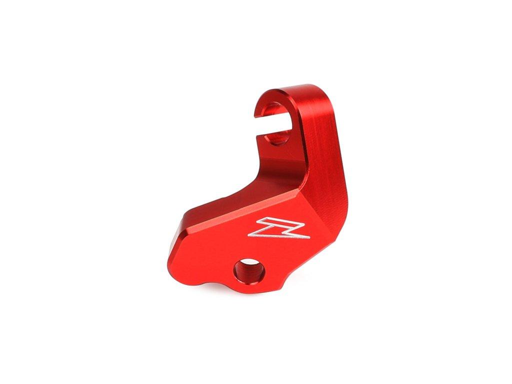 ZETA Vodítko spojkového lanka CRF250R'18- Červené