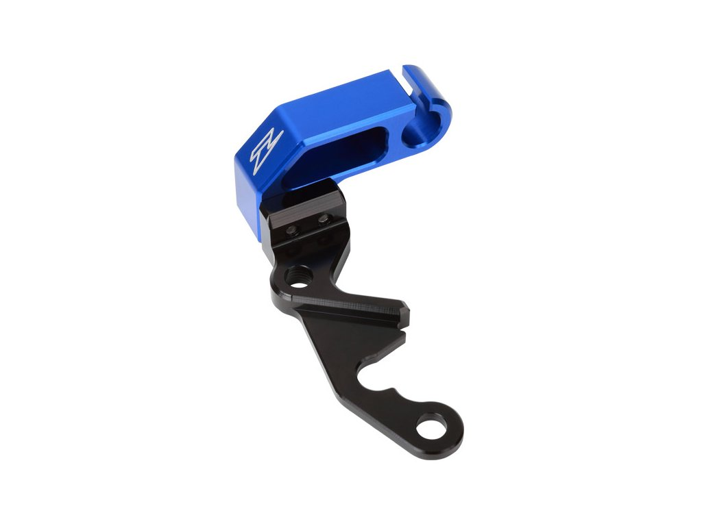 ZETA Vodítko spojkového lanka WR250R/X '07- Modré