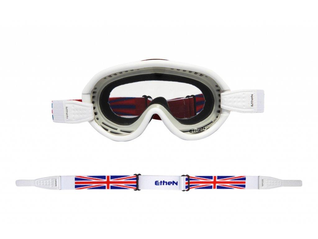 Scrambler SCRAMBGB motocyklové okuliare