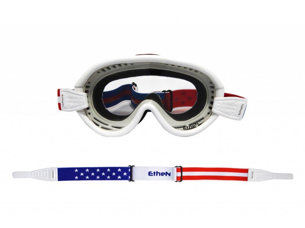 Scrambler SCRAMBUS motocyklové okuliare