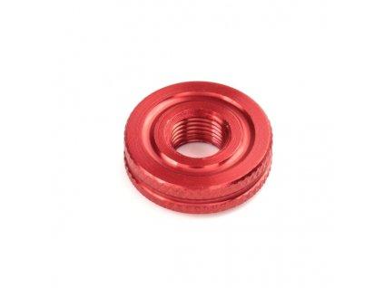 DRC ALU matica ventilku červená