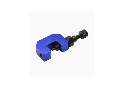 DRC ALU Mini roznítovačka reťazí - modrá