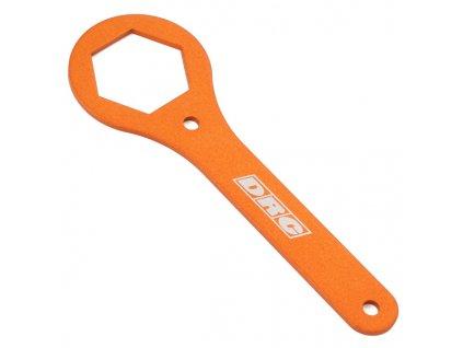 DRC Kľúč PRO na prednú vidlicu WP 35mm oranžový