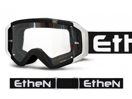 MX05 BASIC 0502 MX okuliare ČIERNE s čírým sklom